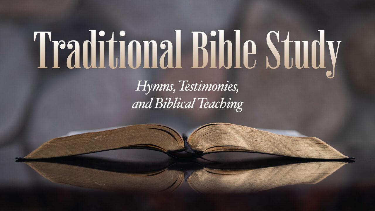 traditional-bible-study